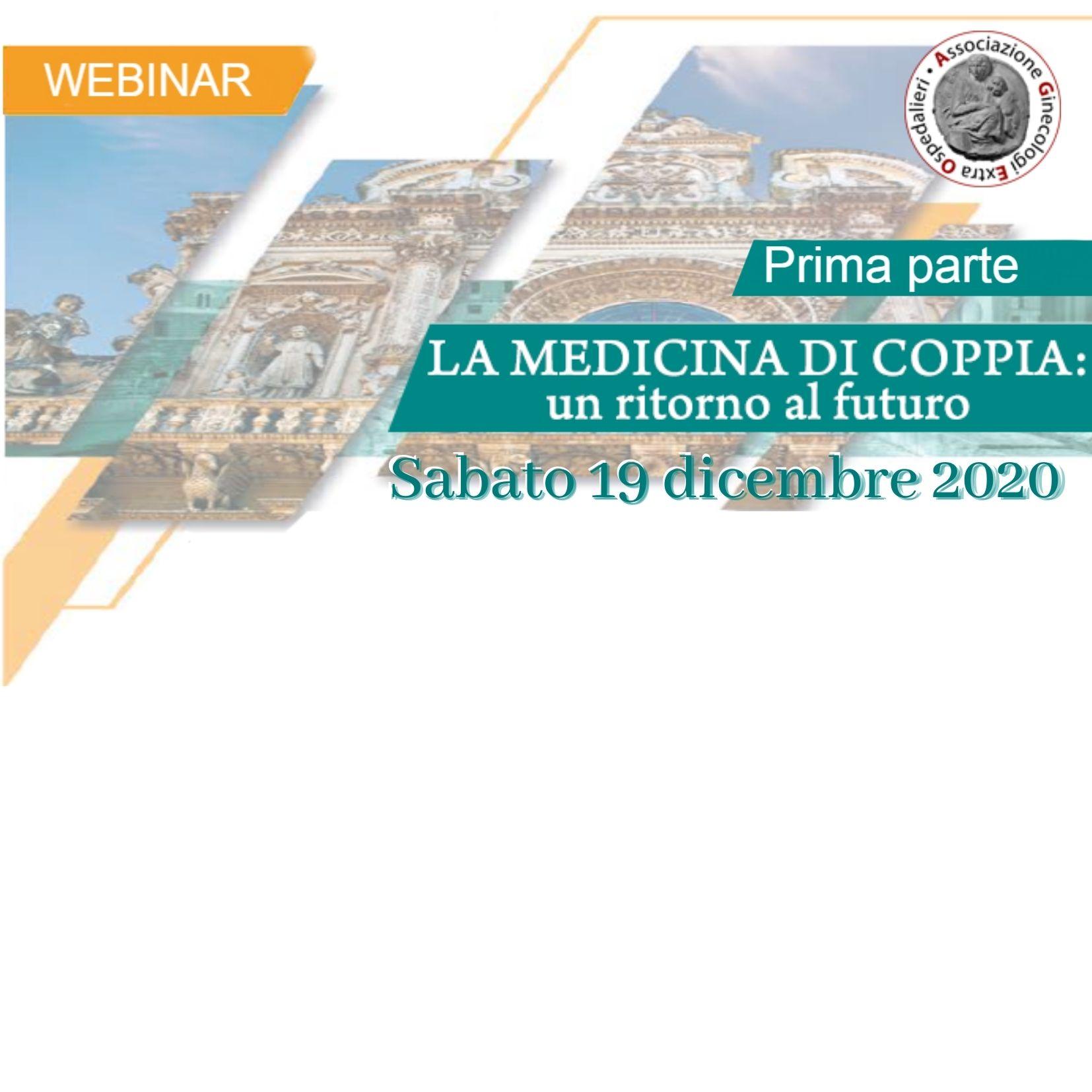 La medicina di coppia: un ritorno al futuro